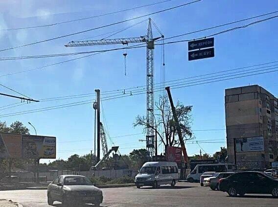Миколаївський міський голова потрапив у скандал з будівництвом картинка
