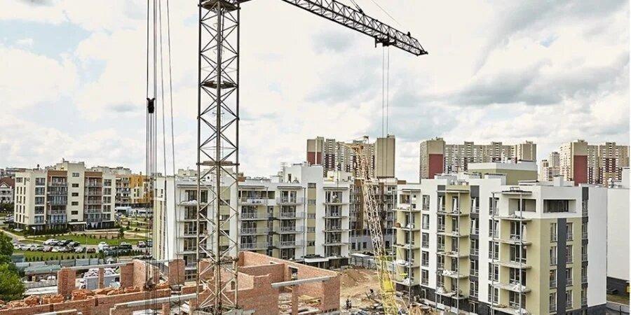 Под Киевом построят больше жилья. Картинка