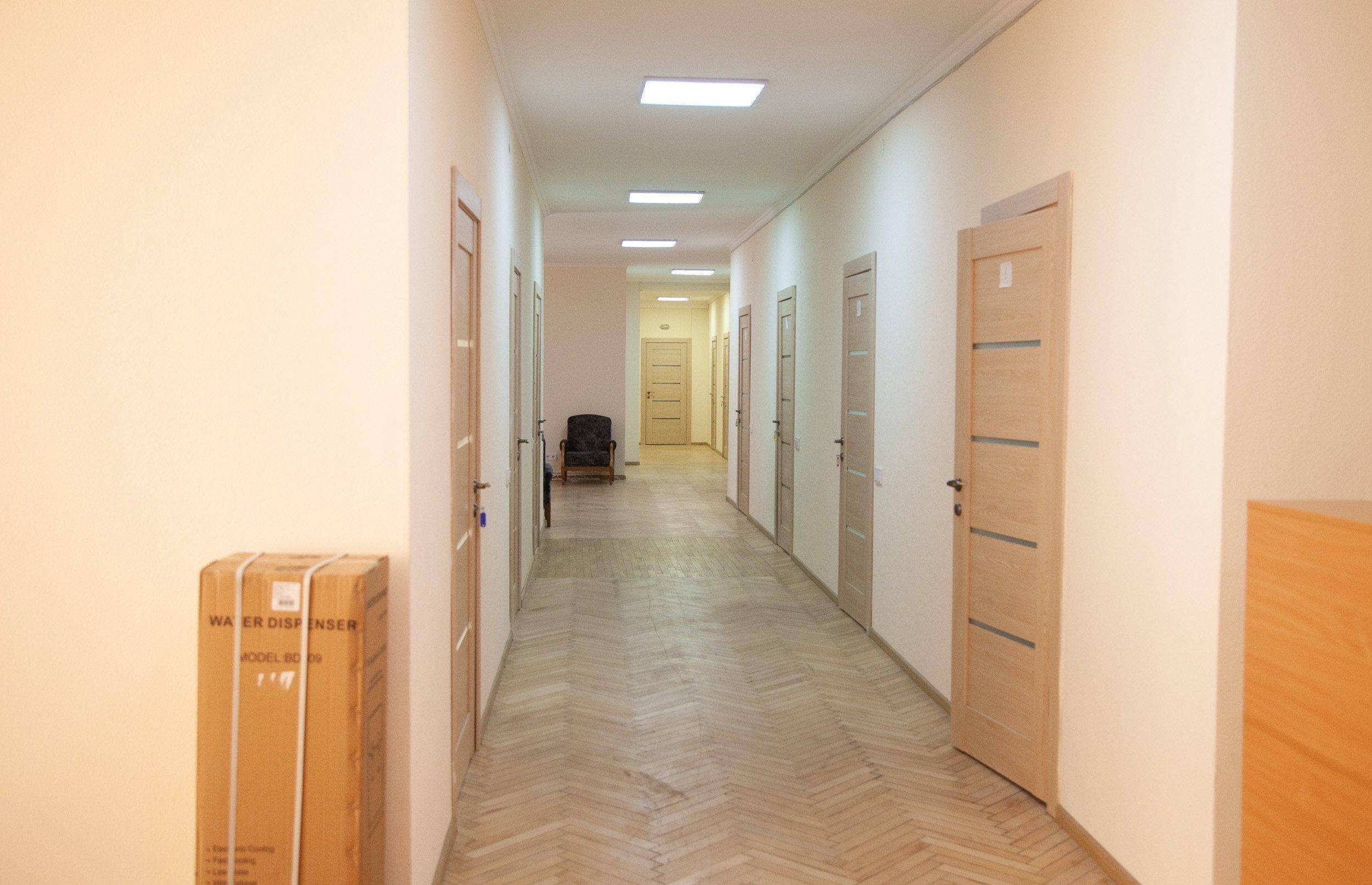 Украинские общежития станут собственностью громад картинка