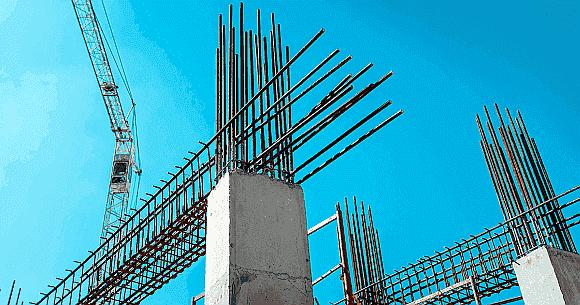 Картинка: объемы строительных работ снизились на 5,5%