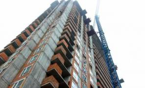 Картинка: Объем строительства в Киеве снизился