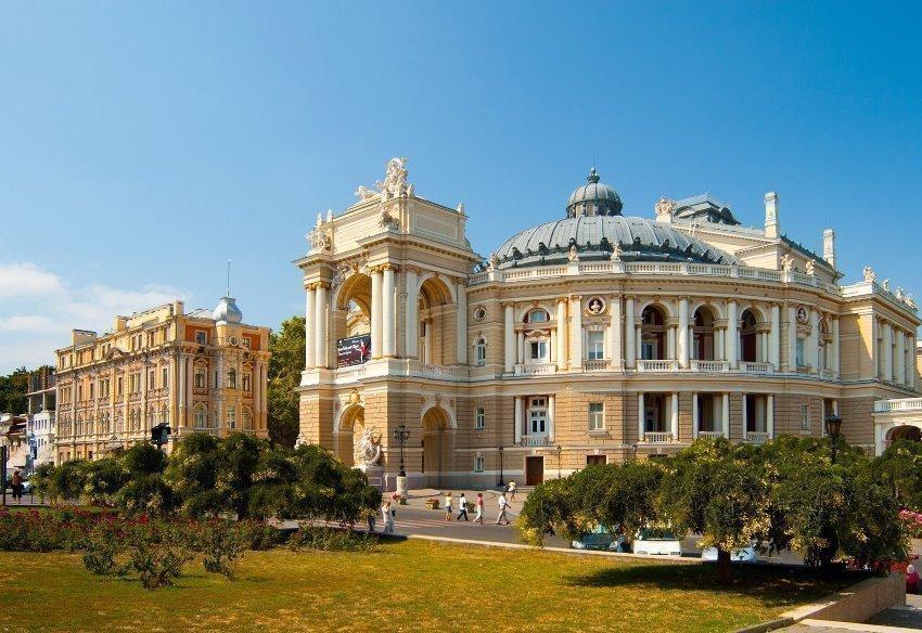 В Одессе наибольшее количество рисковых объектов