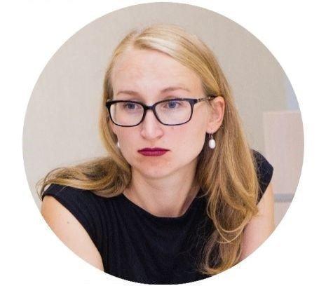 соучредитель «Украинского клуба недвижимости» Ольга Соловей