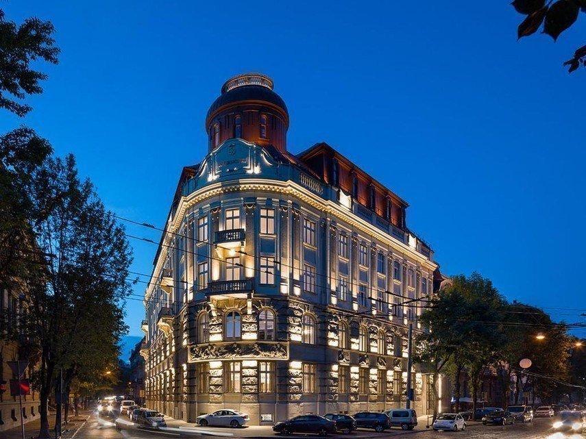 Ассоциация отелей и курортов Украины разработала новую классификацию картинка