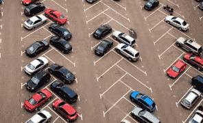 Київ продасть ще 14 парковок. Картинка