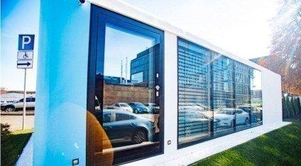 Картинка: Украинский автономный дом Haus.me запустят в продажу