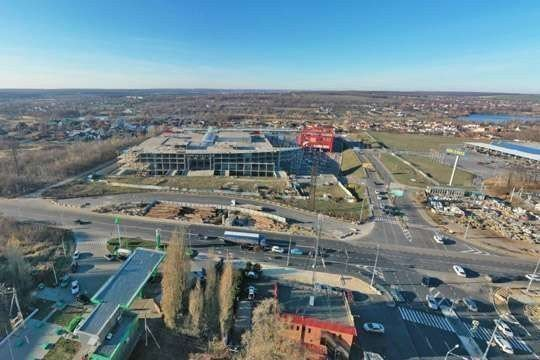 Картинка: В харьковском ТРЦ будет развлекательный комплекс для всей семьи