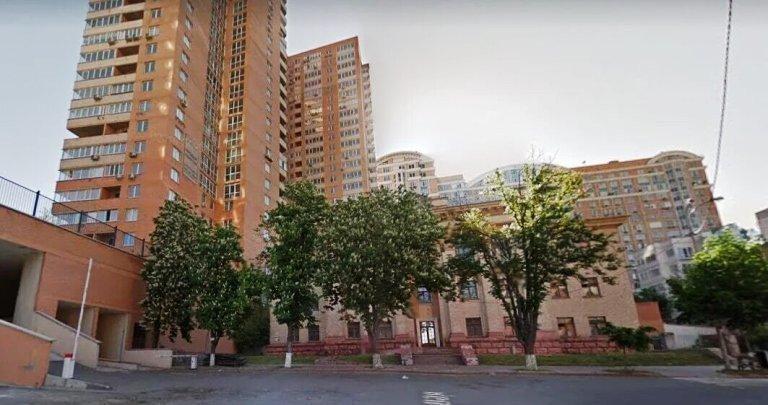 здание для посольства ОАЭ картинка