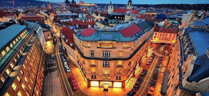 За последние шесть лет в Праге продано 33 500 квартир картинка