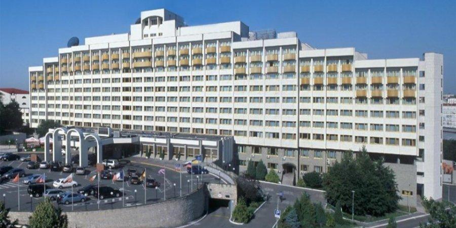 Фото: Президент отель в Киеве