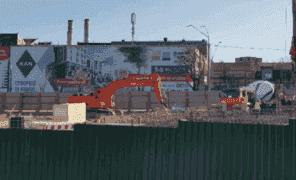 Картинка: будівництво на проспекті Перемоги, 50-А
