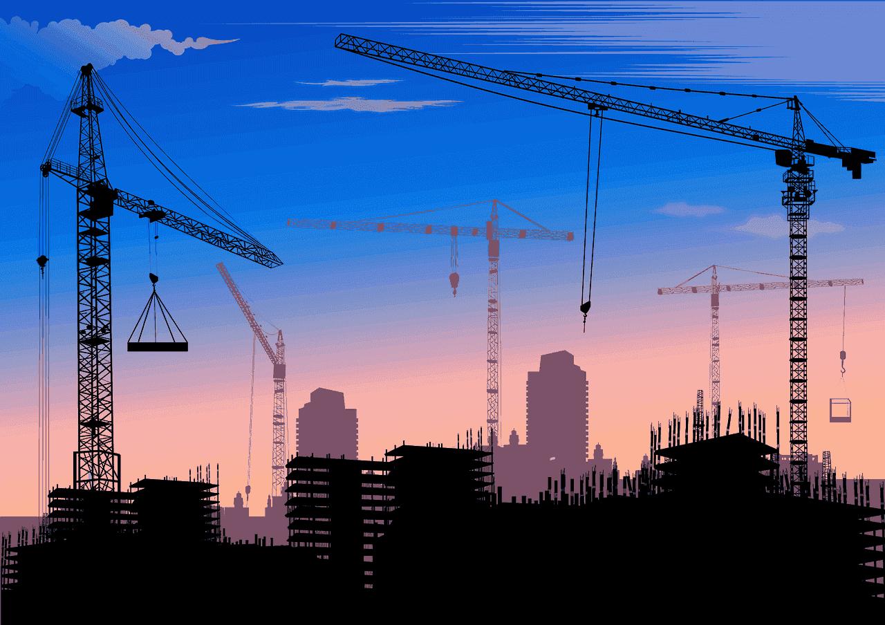 Картинка: Незавершене будівництво