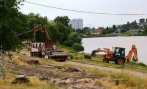 Картинка: В Днепровском районе отремонтируют парк