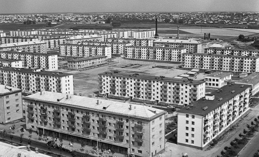 Как ускорить реконструкцию жилья массовых серий