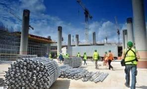 В августе в Украине зафиксировали рост объемов строительства. Картинка