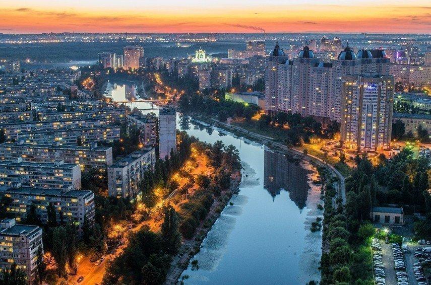 1,5 тис м2 Русанівського каналу впорядкують в Києві
