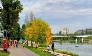 Подрядчик на ремонте Русановского канала дополнительно «заработал» миллион гривен картинка