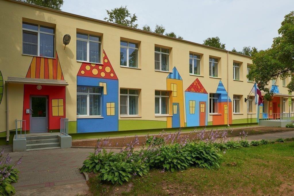 Фото детский сад картинка здания