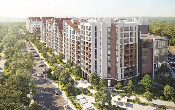 Будівельна група «Синергія» представила проект ЖК «Синергія Сіті»