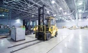 В Киеве растет спрос на гибкие складские помещения
