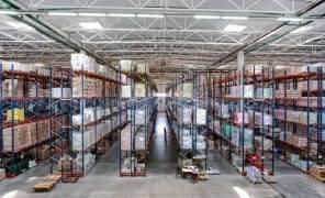 Картинка: Пустых складов в Киеве становится все меньше