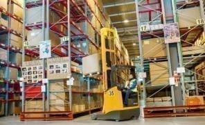 В первом полугодии в Киеве не появились новые складские помещения