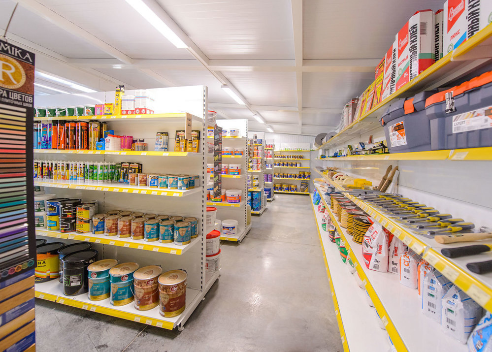 Картинка: Строительным площадкам и магазинам разрешено работать в карантин