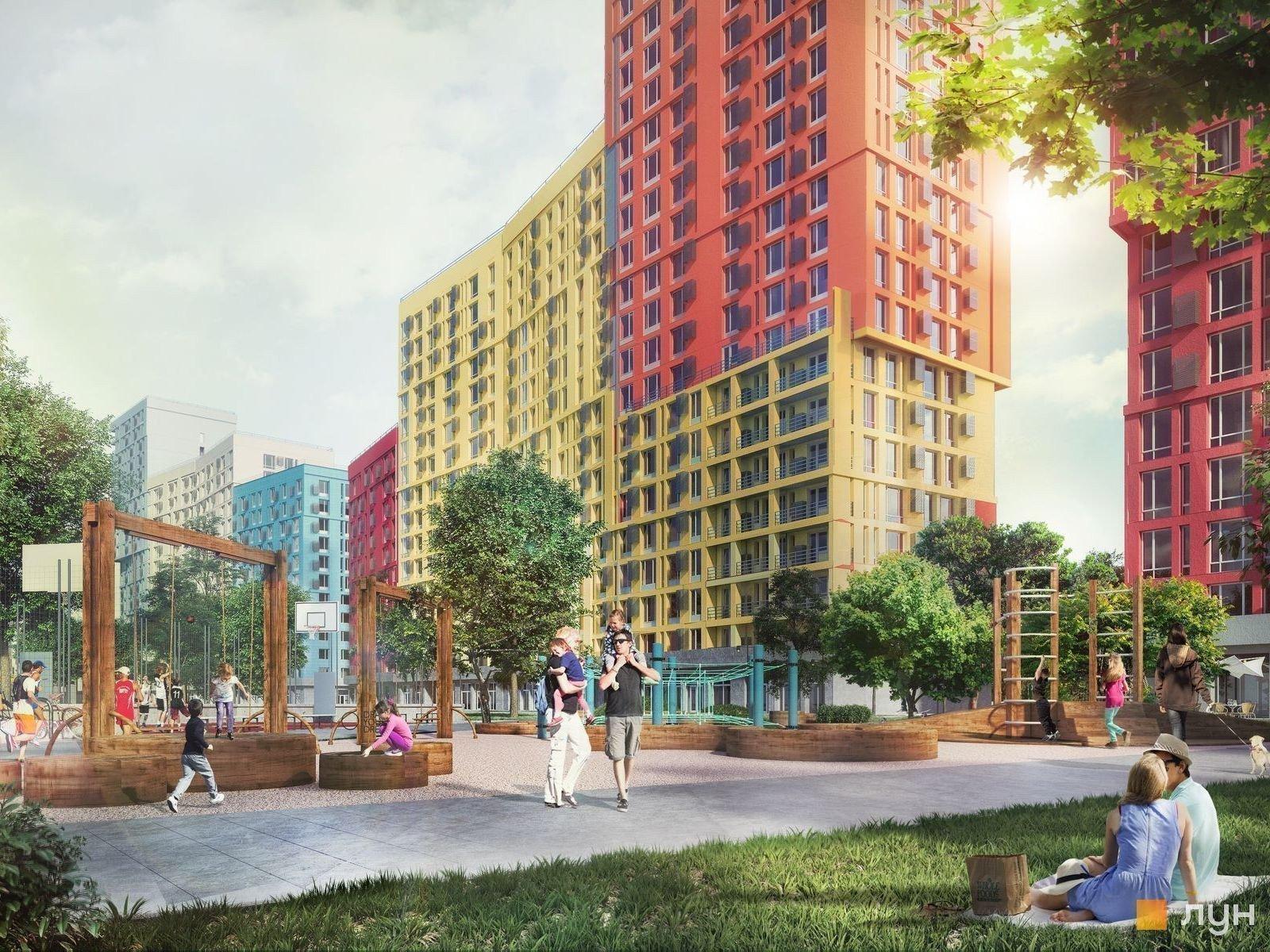 За рік вартість квартир в ЖК формату «місто в місті» знизилася на 3,93%