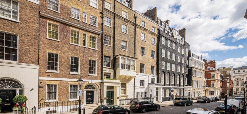 В Лондоне продают таунхаус, в котором жил Стинг картинка