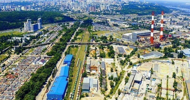 Новий діловий центр на Теличці побудують у Києві картинка