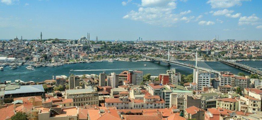 Картинка: Новостройки в Турции