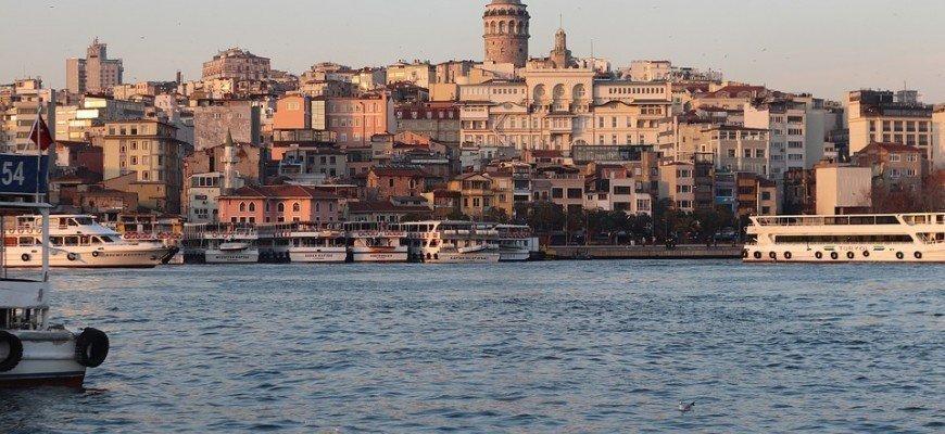 Фото Стамбула, море, Турция. Недвижимость в Турции.