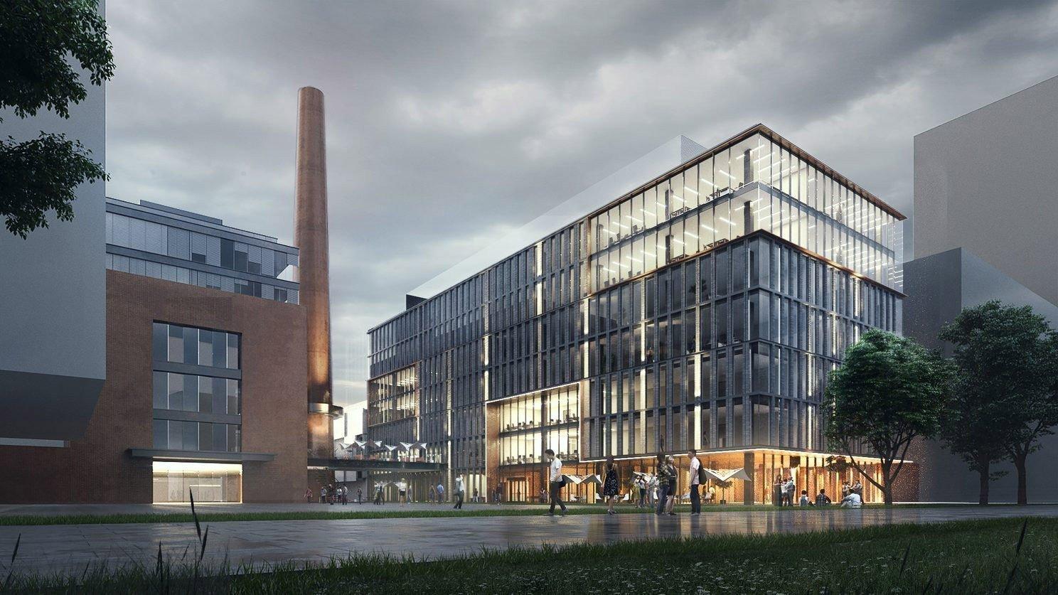 Группа «Ковальская» инвестирует $ 70 млн в проект Unit. City картинка