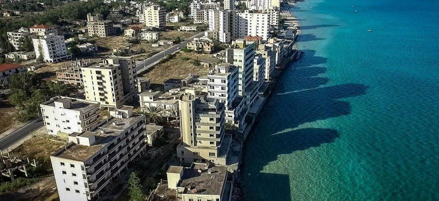 Город-призрак на Северном Кипре хотят возродить