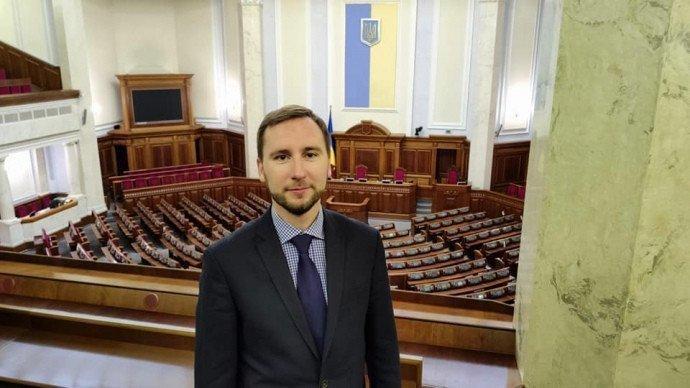 Картинка: новый руководитель ГАСИ Юрий Васильченко
