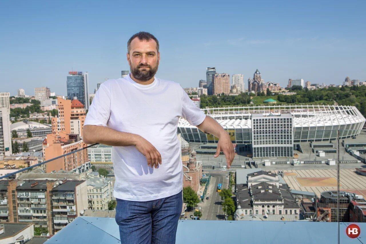 Картинка: Директор девелоперской компании SAGA Development Андрей Ваврыш