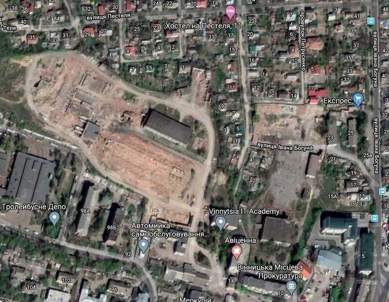 Картинка: В Виннице будут строить жилье на территории бывшего завода