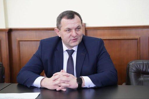 Картинка: председатель Киевской областной государственной администрации Василий Володин