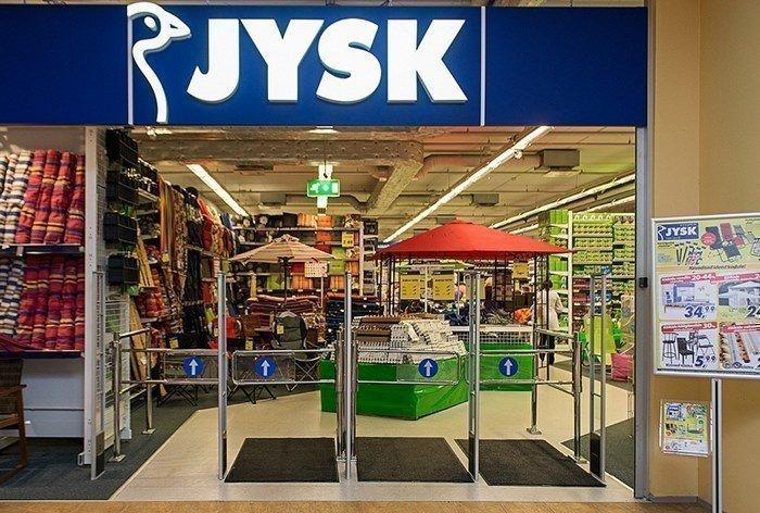 Картинка: Сеть JYSK за месяц открыла 4 магазина
