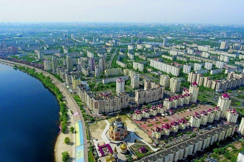 Прокуратура требует расторгнуть договор аренды земли в Киеве. Картинка