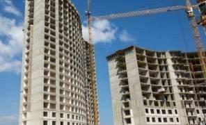 Картинка: У Києві на 50% знизились обсяги нового житлового будівництва