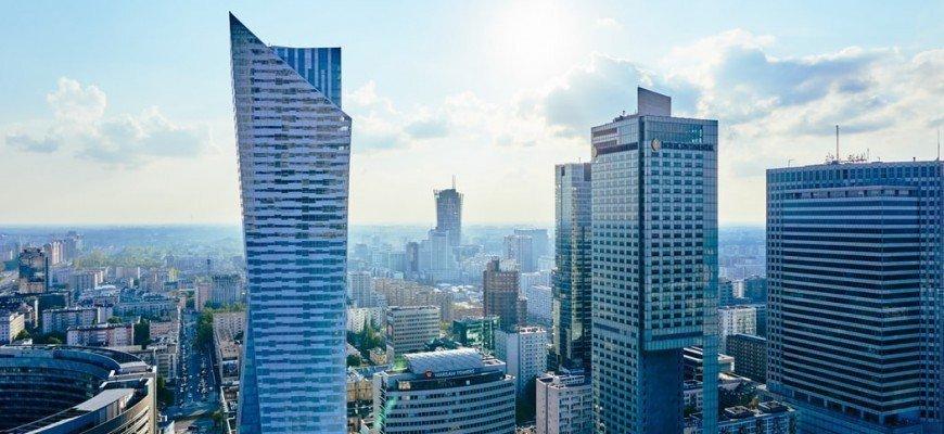 Картинка: Продажи жилья в Варшаве подскочили на 22% за квартал