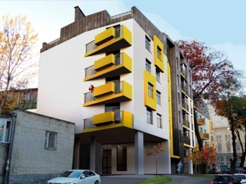 Картинка: Cуд зобов'язав знести багатоповерхівку у Львові