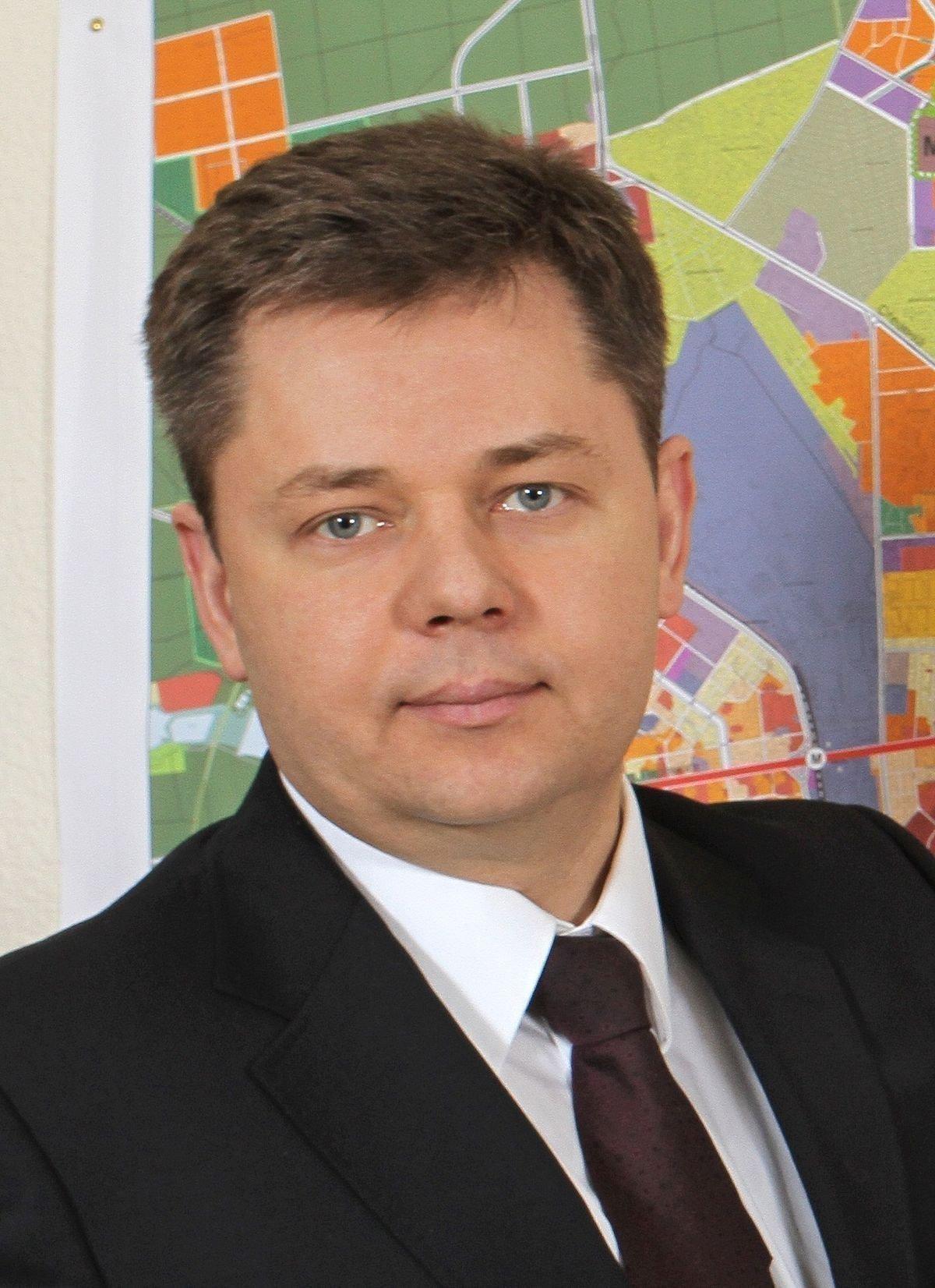Броневицкий Сергей Петрович, Начальник КО «Киевгенплан» картинка