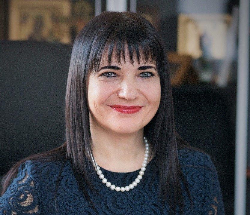 Елена Дмитриева, первый заместитель председателя правления «Глобус-банка» картинка