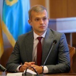 Лозинский Василий Миронович, первый заместитель Министра Министерства развития общин и территорий Украины