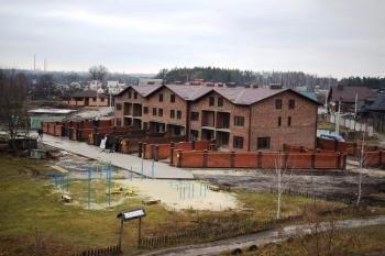 Buy a cottage town Townhouses on Zarechnaya