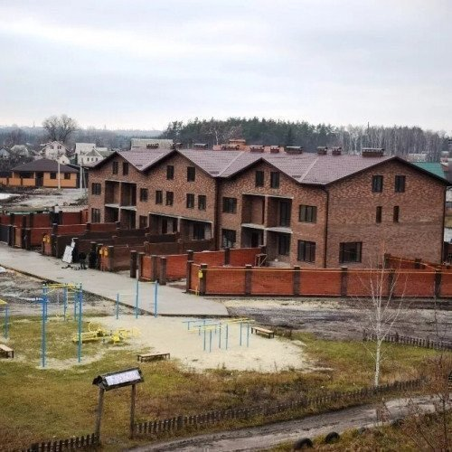 Photo: Townhouses on Zarechnaya