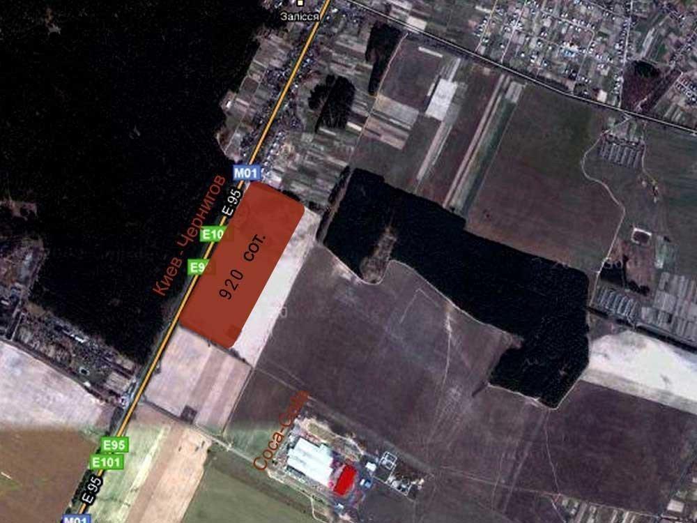 Продам земельный участок в городе Большая Дымерка. Объявление № 3296