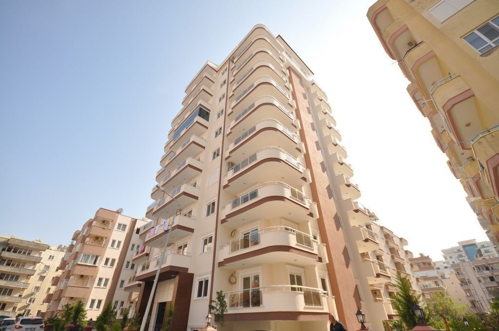 Sale property abroad Apartment in Mahmutlar